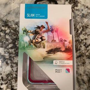 Lifeproof Slam iPhone 7 iPhone 8 Case